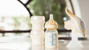 Congeler son lait maternel
