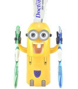 Distributeur automatique de dentifrice