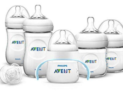 PHILIPS AVENT-Kit biberons Nouveau-Né Natural