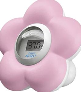 Thermomètre Numérique AVENT  chambre et bain