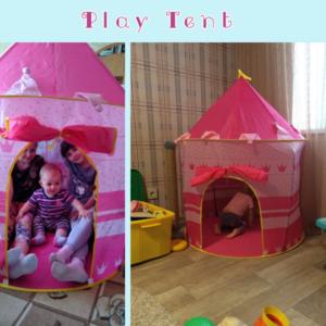 Tente Enfant- Château