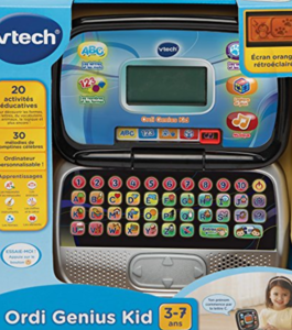 VTECH- Ordi – Genius Kid