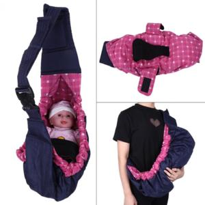 Porte bébé Tissu- dès la  Naissance