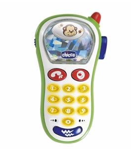ChiccoTéléphone Portable-Mode Vibreur-10 Sonneries