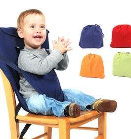 Chaise haute portable Secure-fit