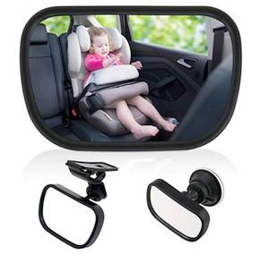 miroir auto -Voir bébé à l' Arrière- Tedgem