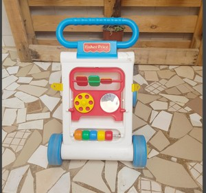 2nde Vie -Trotteur Fisher Price