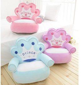 Canapé enfant Prince/Princesse