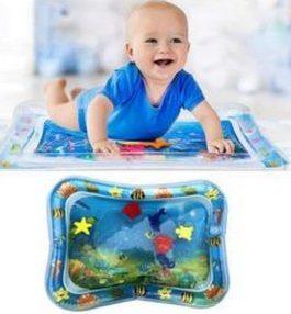 Aquarium Tactile gonflable – Éveil et jeu bébé