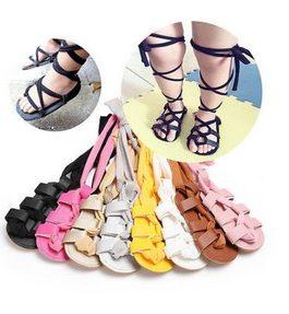chaussure lacet enfant