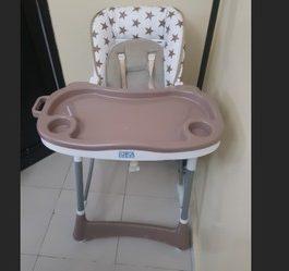 2nde Vie Chaise Haute Monsieur bébé