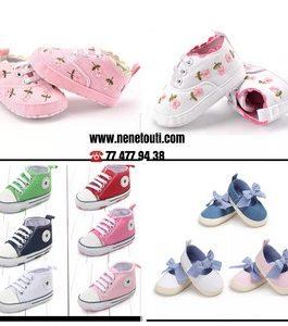 chaussure bébé fille 0-24 mois