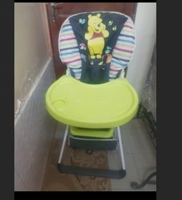 2nde Vie – Chaise Haute Mac Baby Deluxe Disney