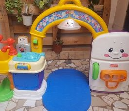 2ndeVie -fisher price jeux et sons