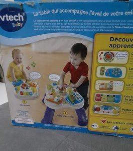 2nde Vie- table Activités vtech