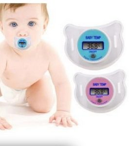 Thermomètre Tétine  enfant