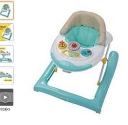 Safety 1st Bolid Trotteur  Youpala Bebe Musical