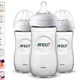 PHILIPS AVENT Lot de 3 biberons 6m+ , 330 ml