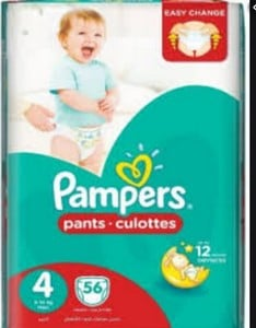 Couche Pampers /Couches culottes