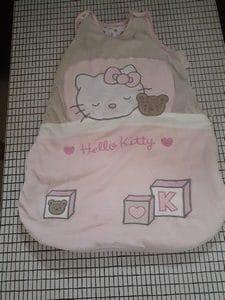2nde Vie gigoteuse fille hello kitty