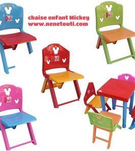 Mickey Chair 4 coloris disponibles