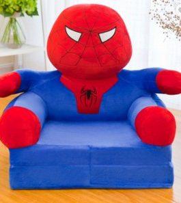 Canapé Enfant convertible  Spiderman/ Batman